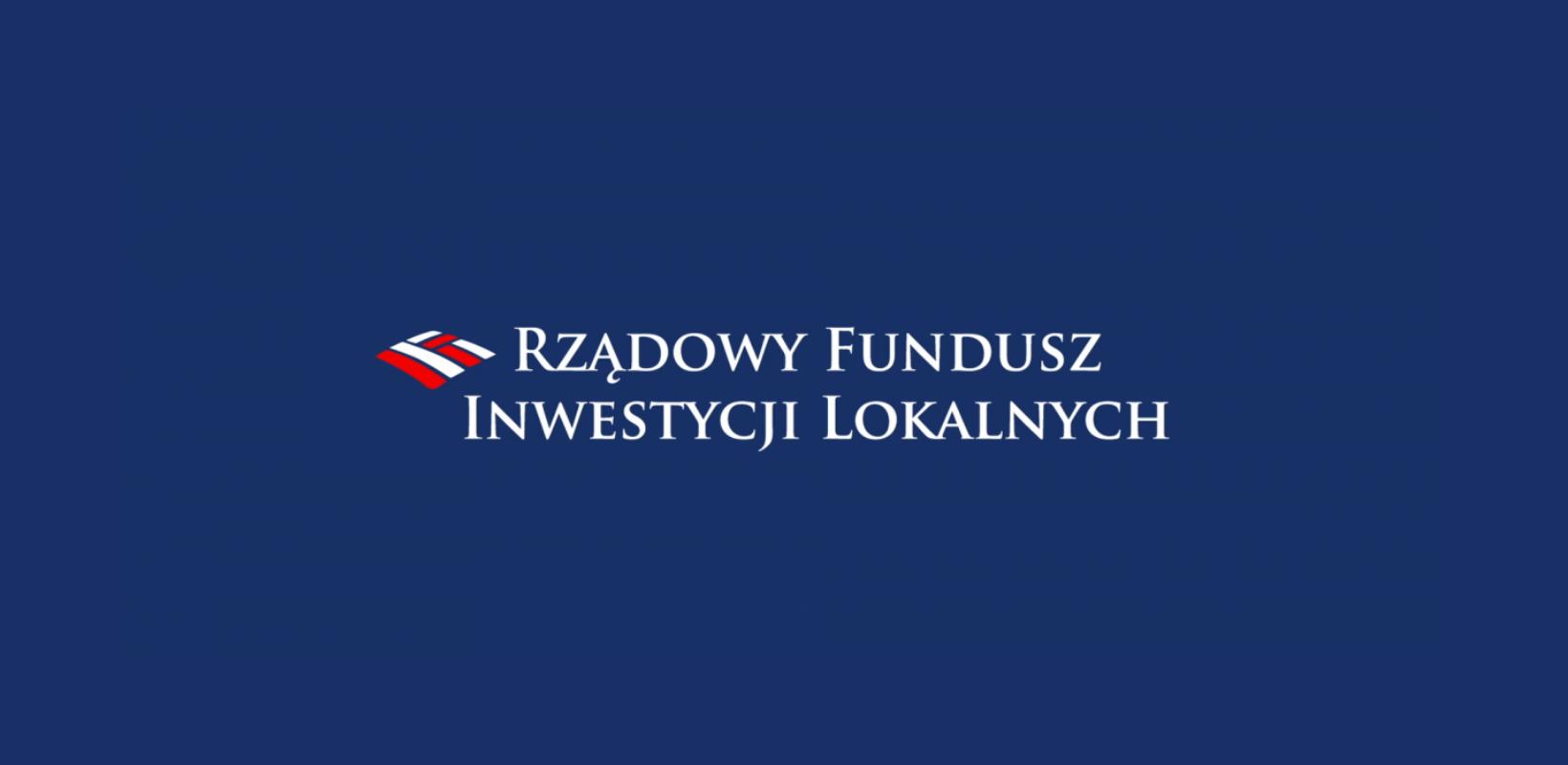 Rządowy Fundusz Inwestycji Lokalnych - logo