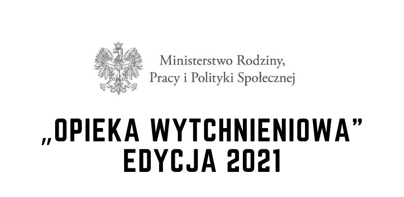 znak Ministerstwa Rodziny i Polityki Społecznej