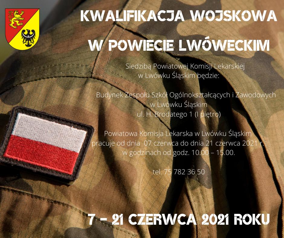 informacja o kwalifikacji wojskowej