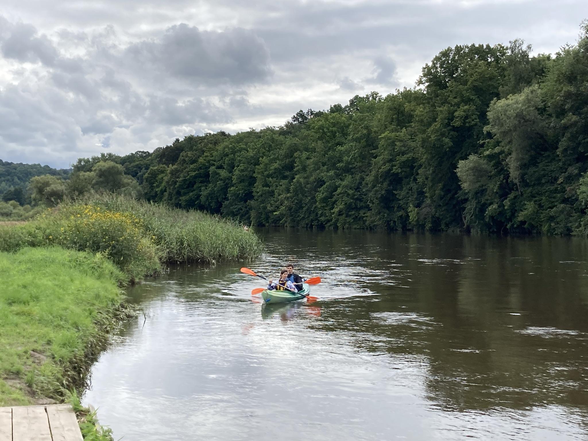 Spływ Bobrem 28.08.2021
