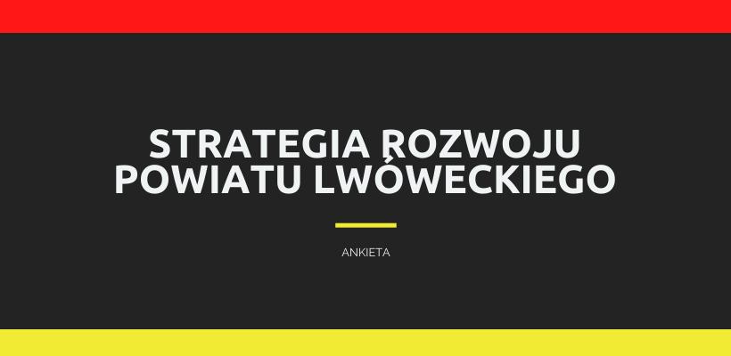 strategia rozwoju powiatu lwóweckiego