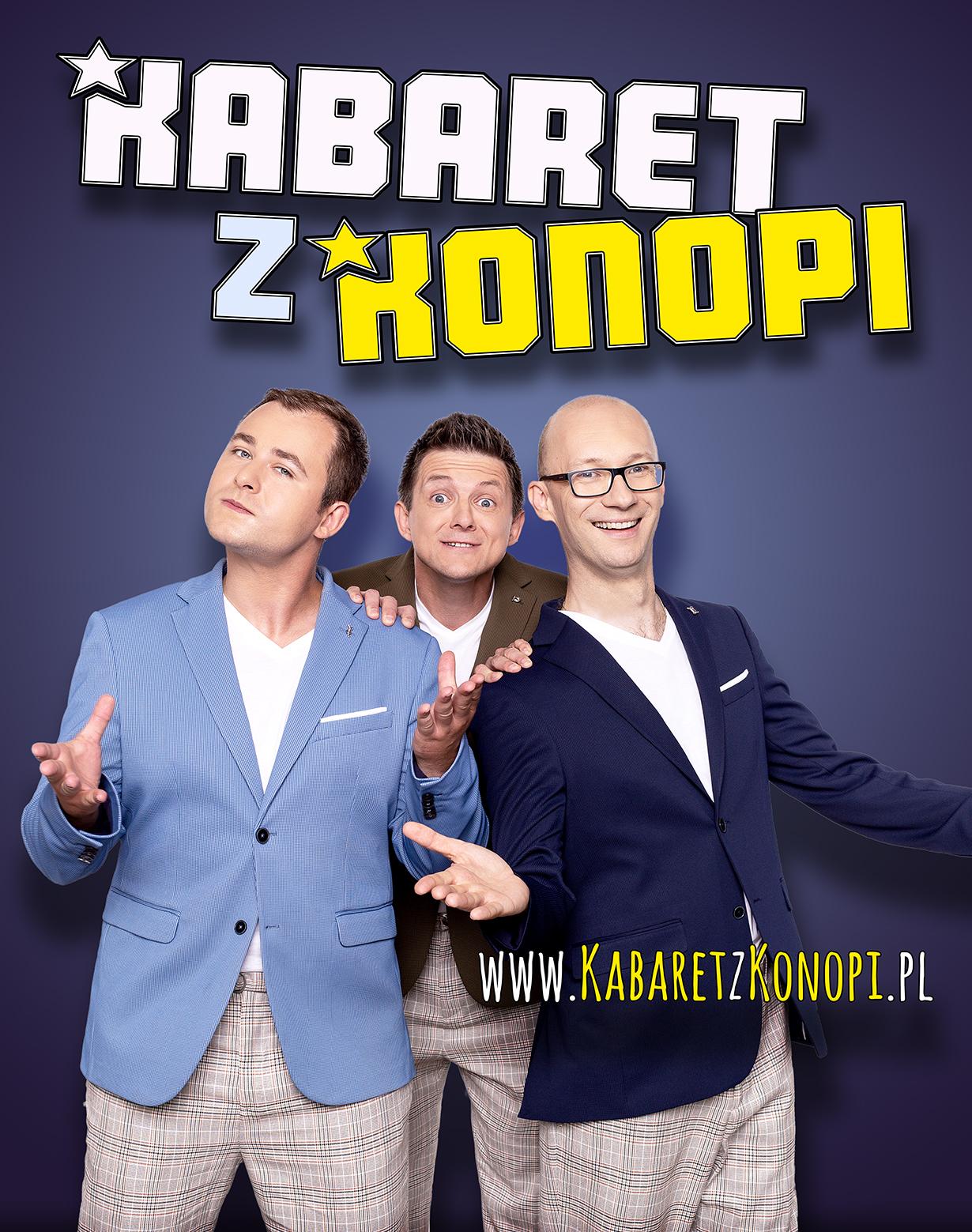 Członkowie Kabaretu z Konopi