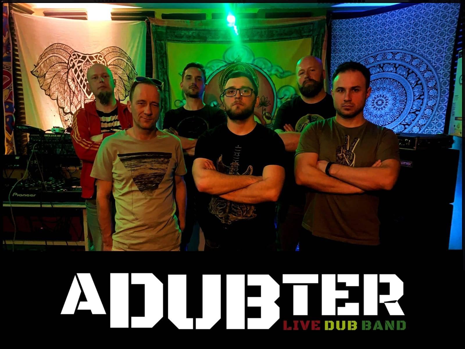Członkowie zespołu Adubter